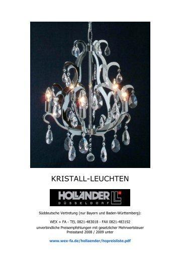 KRISTALL-LEUCHTEN - Wex-fa.de