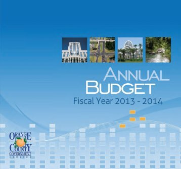 FY 2013 Proposed Budget