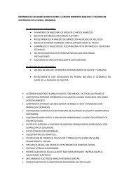 MEMORIA DE CALIDADES EDIFICIO GENIL-CHURRIANA - Fotocasa