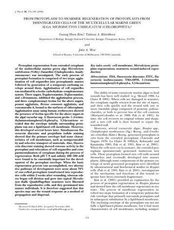 botany university of calgary pdf