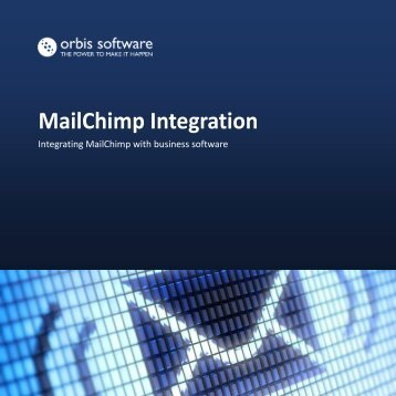 MailChimp Integration - Blytheco