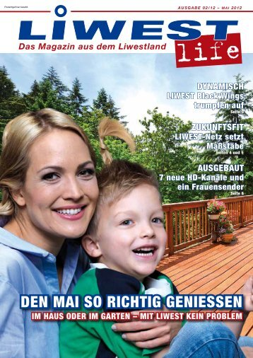PDF-Download LIWEST-LIFE Ausgabe Mai 2012