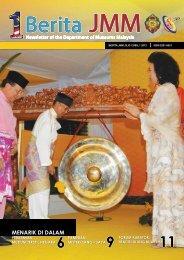 Jilid 12, Bil. 1 - Jabatan Muzium Malaysia