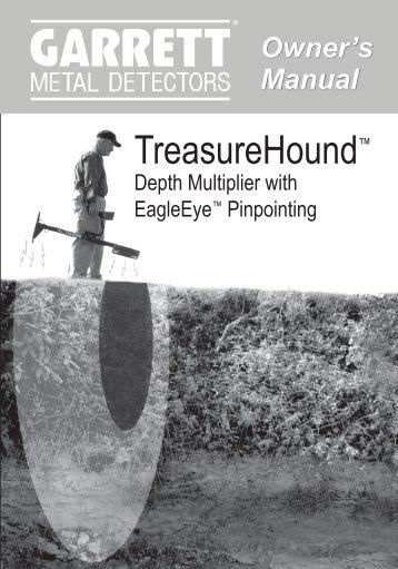 TreasureHound™ Depth Multiplier with EagleEye ... - Garrett