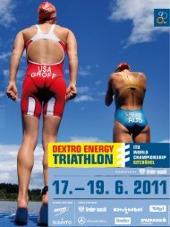 Reservierung KITZ PARTNER WERBEPAKET - ITU World Triathlon ...