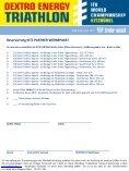 Reservierung KITZ PARTNER WERBEPAKET - ITU World Triathlon ... - Seite 4