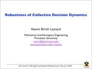 Slides - LCCC - Lund Center for Control of Complex Engineering ...