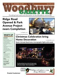 view the December 22, 2011 issue as a PDF. - Woodbury Gazette