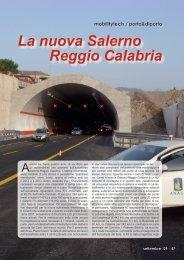 La nuova Salerno Reggio Calabria mobilitytech ... - Porto & diporto