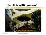 Carl-von-Linde-Realschule Kulmbach
