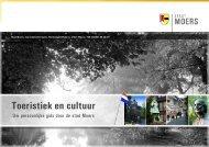 Stad Moers - Toeristiek en cultuur