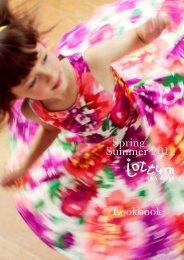 Spring Summer 2012 Lookbook - bettina ramin