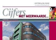 Lentink De Jonge Accountants & Belastingadviseurs - Webkey