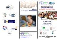 autismo e scuola - ANGSA Lombardia ONLUS