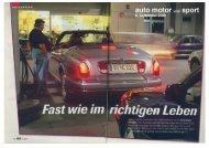 AUTO MOTOR und SPORT vom 6. September 2000 - UrsusMajor
