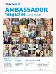 Ambassador Magazine Summer 2014