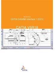 CATIA CADAM Interface 1 (CC1)