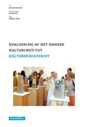 Download hele rapporten herfra som PDF-fil - Det Danske ...
