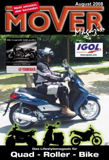Mover Magazin