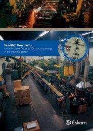 Variable speed drive brochure - Eskom IDM