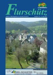 071852 Flurschuetz 143 - Gemeinde Morsbach
