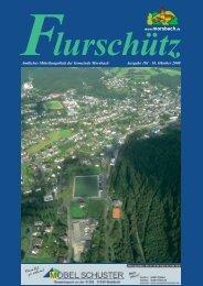 Ausgabe 181 vom 18.10.2008 - Gemeinde Morsbach