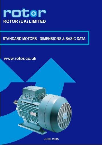SIEMENS - Rotor UK