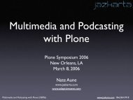 Multimedia and Podcasting with Plone.pdf