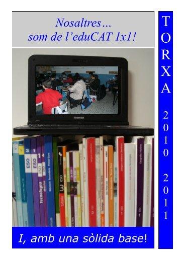 Torxa 2011 - Centre Educatiu FAX