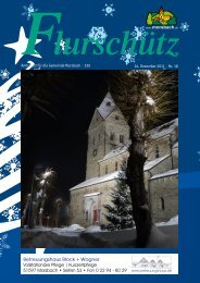 Amtsblatt für die Gemeinde Morsbach | 236 24. Dezember 2011 | Nr ...