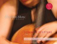 11 CMNW rate sheet_e.. - Chamber Music Northwest