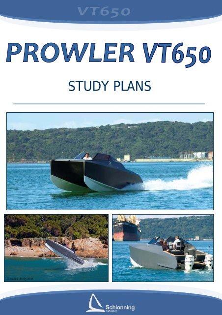 Prowler VT650 Study Plans A4 - Schionning Designs