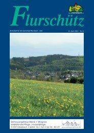 Ausgabe 226 vom 11.06.2011 - Gemeinde Morsbach
