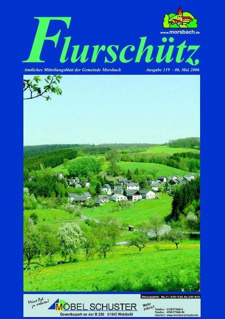 119. Ausgabe vom 06.05.2006 - Gemeinde Morsbach