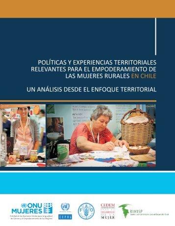 Políticas y experiencias territoriales relevantes para el ... - Rimisp