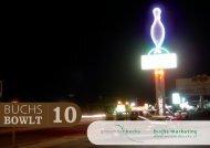 BOWLT 10 - Buchs Marketing