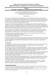 Guide pour la construction d'un simulateur sous DIESE ... - Inra