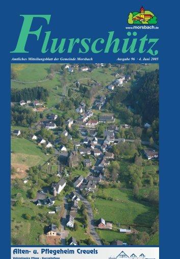 Alten- u. Pflegeheim Creuels - Gemeinde Morsbach