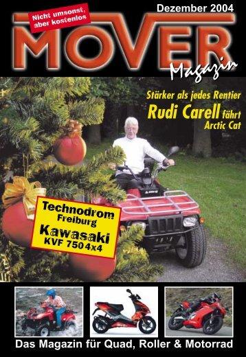 Dezember 2004 - Mover Magazin