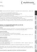 Montage-, gebruiks- en onderhoudshandleiding - Page 3