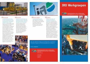 IRO Werkgroepen