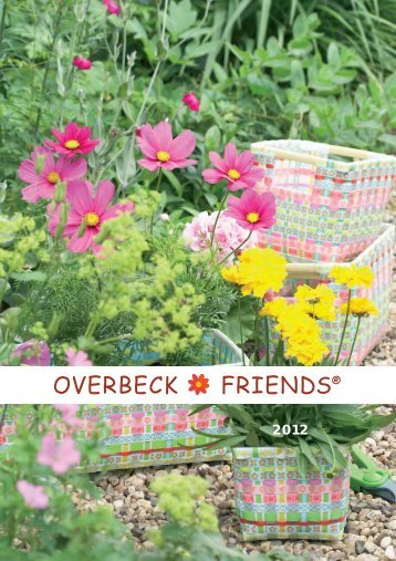Frühjahr/Sommer Katalog 2012 - Overbeck and Friends