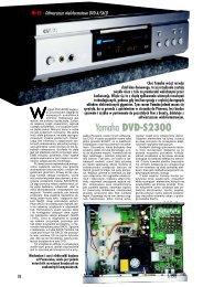 Yamaha DVD−S2300 - AUDIO KLAN