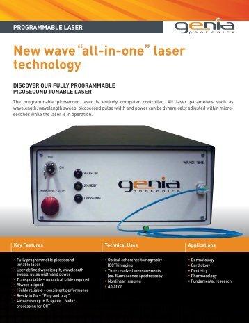 Datasheet [1.88 MB] - Laser 2000