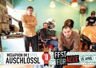 FEST FÜR ALLE - Megaphon