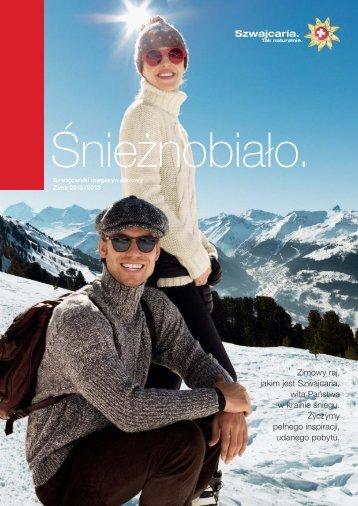 Strona po stronie - Moja Szwajcaria