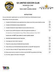 Residential Camp Information Pack.pdf - Scouting Solutions Trainer