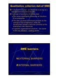 the barriers related to the process of establishing and development ... - Page 3