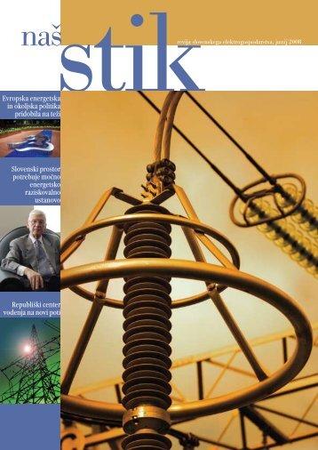 Evropska energetska in okoljska politika pridobila na teži ... - dLib.si