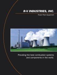 Overfire Air Windbox Assemblies - RV Industries